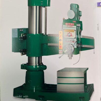 Tone Fan TF-1280H Radial Drilling MC