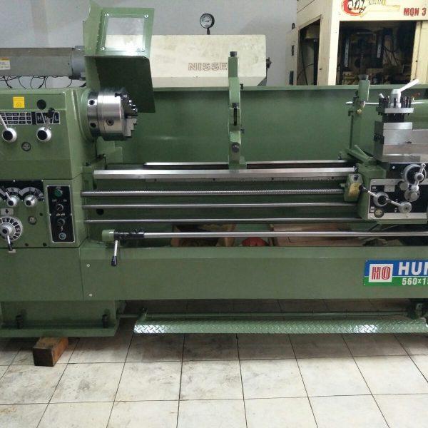Ho Hung HO-560 x 1500 SB 80mm lathe