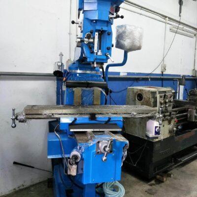 Tech 5KIV Milling Machine