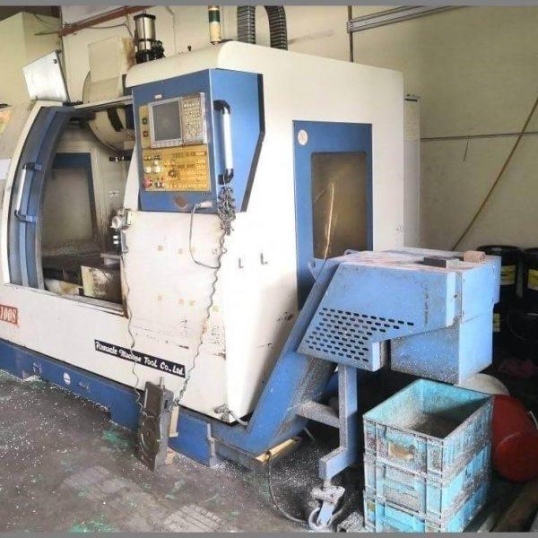 Used Pinnacle VMC-1100S Machining Center - Pic 1