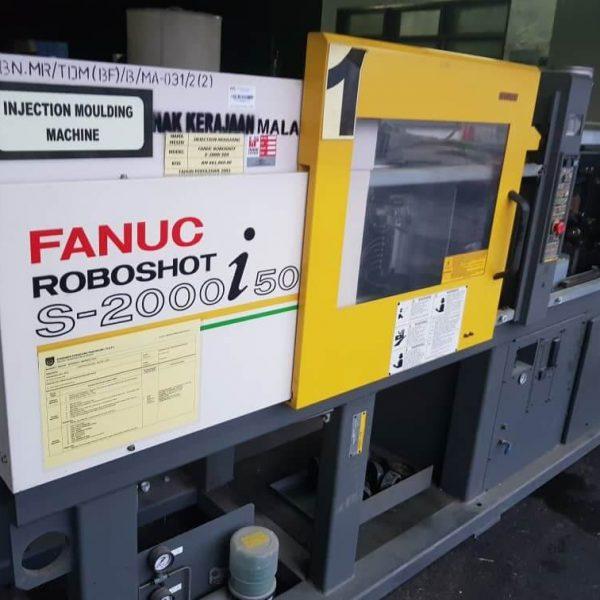 Used Fanuc S-2000i50A RoboShot - pic 1