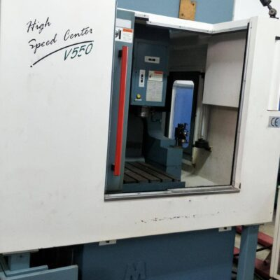 Used Arix V550 CNC High Speed Machining Center - pic 1
