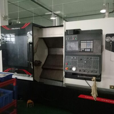 Used Chiah Chyun CT1 CNC Lathe - pic 2