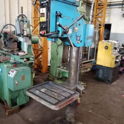 Used Ibarmia AX-35 Drilling Machine - pic 2