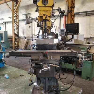 Used Supermax YCM-16VS 3HP Milling MC