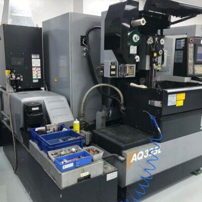 Sodick AQ325L Machine