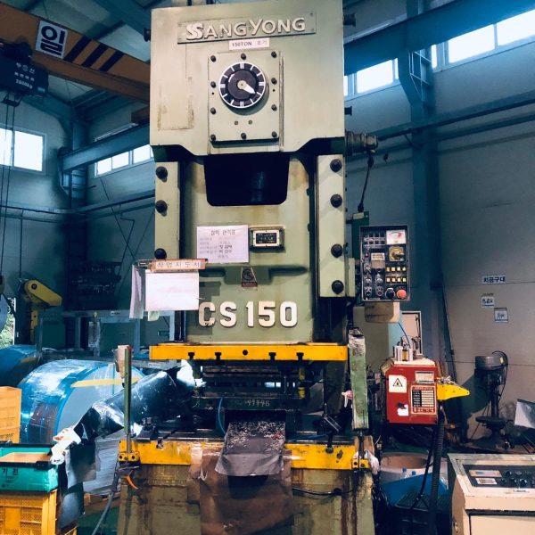 Used Ssanyong CS150 Press