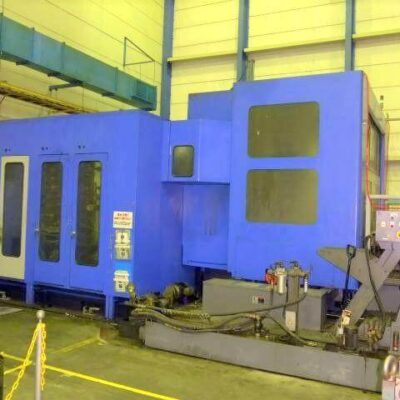 Nigata HN-80D Horizontal Machining Center - pic 3