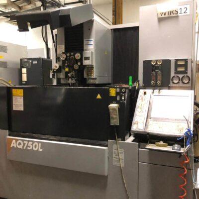 Sodick AQ750L Wire EDM - pic 1