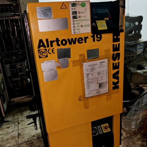 Used Kaeser Airtower 19 Compressor - pic 2