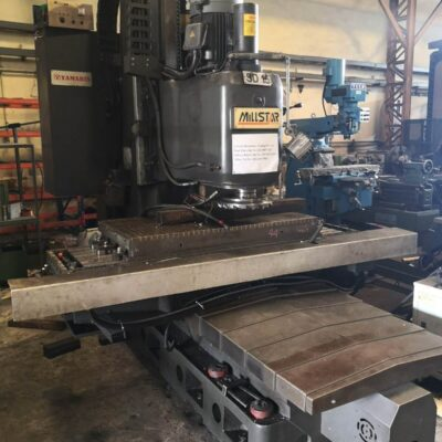 Used Millstar Milling Machine - pic 1