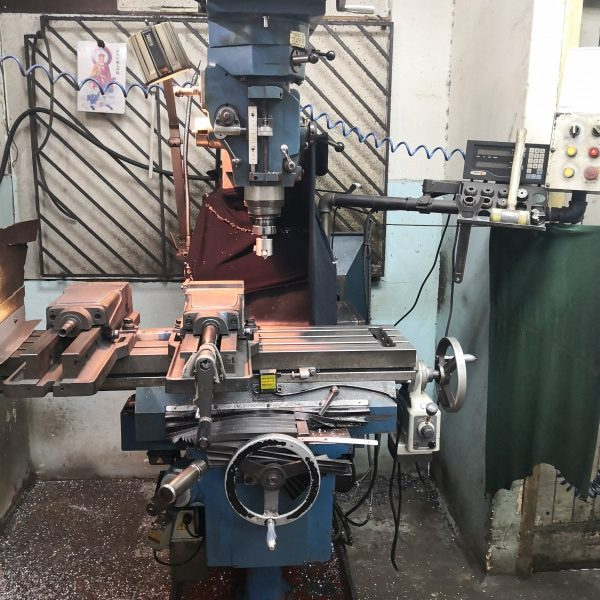 Used Tech Milling Machine