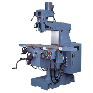 Conventional Milling & Drilling Machines