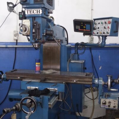 Used Conventional Milling Machines