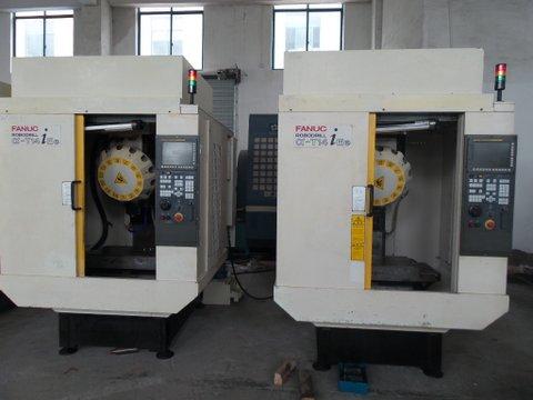 Fanuc Robodrill Alpha T14iee CNC Machine Center   J-Tech