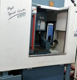Used Arix V550 CNC High Speed Machining Center - pic 1