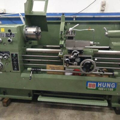 Used Ho Hung HO-460 x 1100 (SB 65mm) Lathe